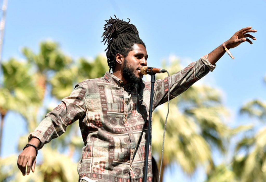 Chronixx is a Jamaican reggae artist