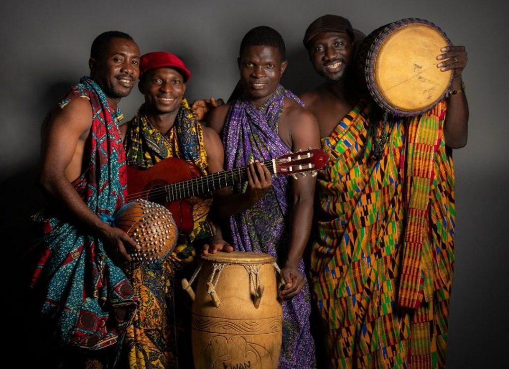 Kwan Pa music band