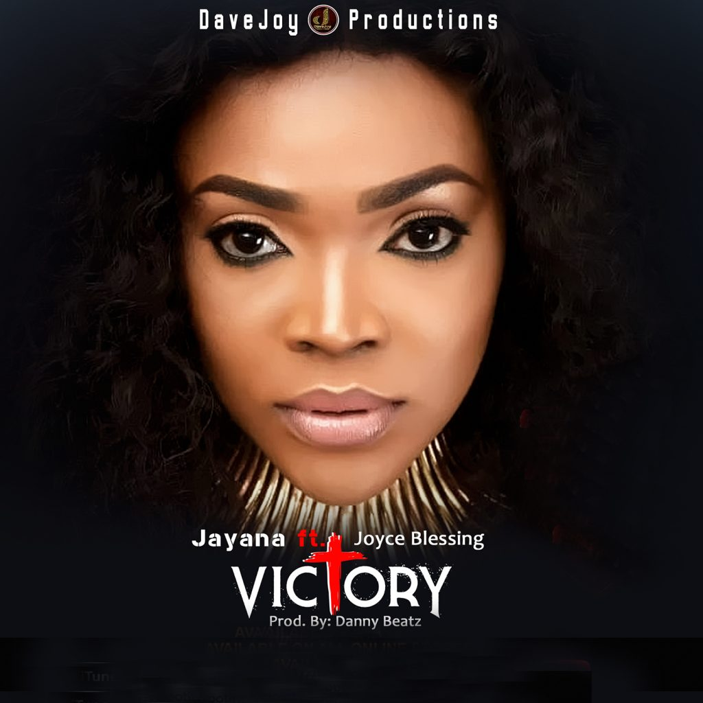 Gospel Musician Jayana Debuts New Single 'Victory' Under Davejoy Productions