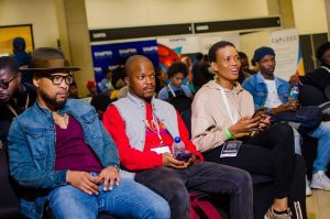 The conference collects various music industry stakeholders under one roof to map the way forward for the music industry in the continent – Africa