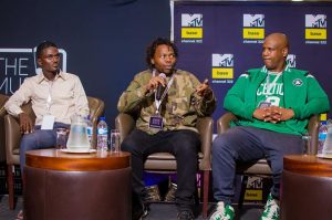 """""""Your personality in music sells"""". The Hip-Hop Round table embodies the cultural movement and allows emerging artists actually speak their truth.."""
