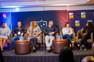 TheMusicImbizo2019 and our very first panel discussion of the day is about: The Ownership in The Music Business- African Context