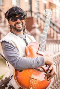 Ivorian GuitaristComposerProducer Constant Boty