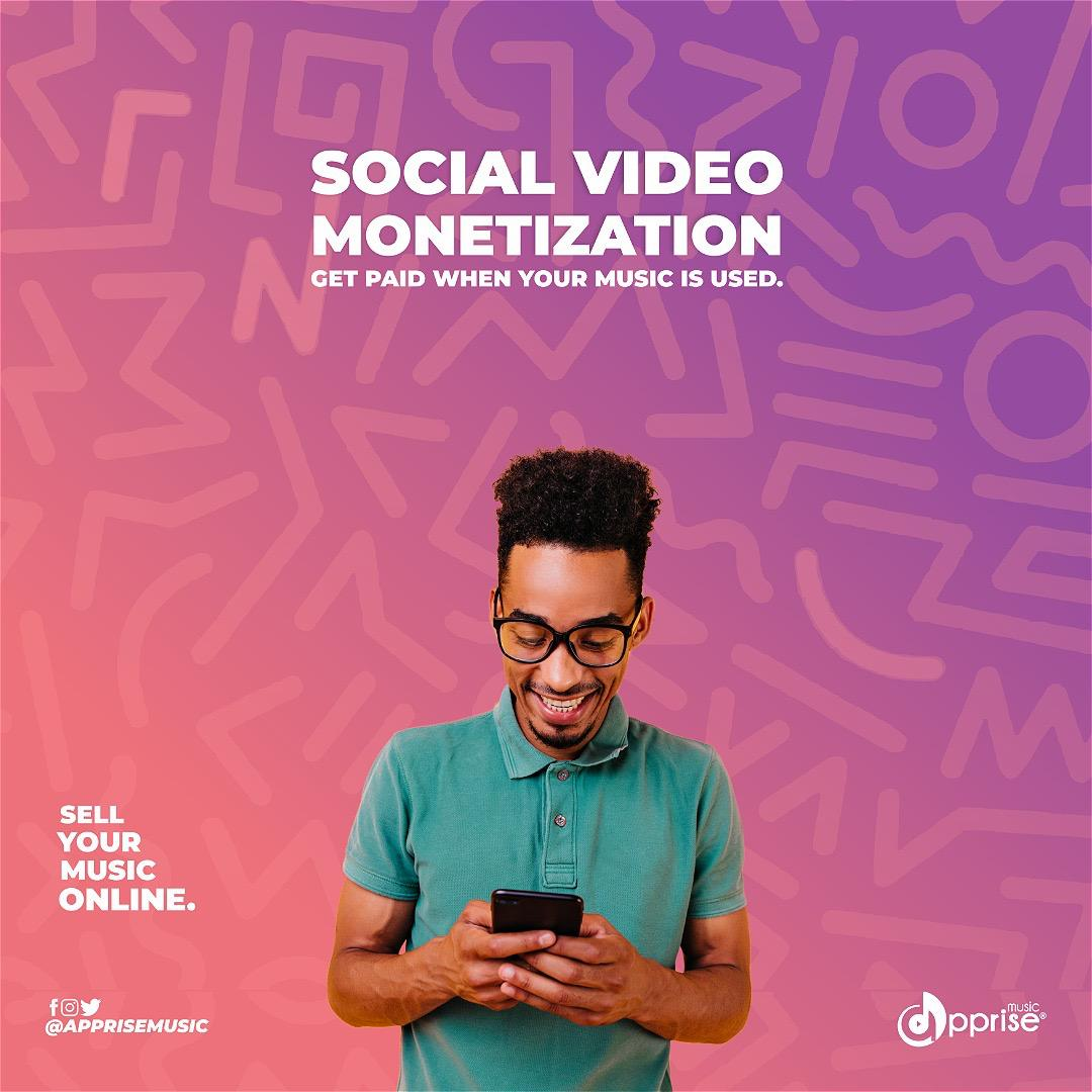 Social Video Monetization